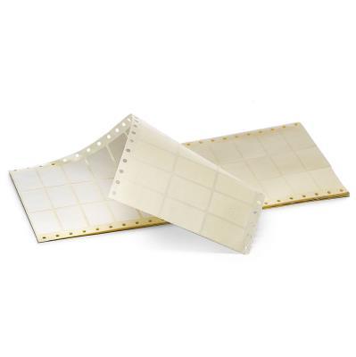 Papieren etiketten (ketting)