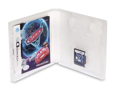 Vervangsomslag voor Nintendo DS games