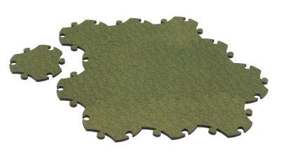 Puzzle tapijt
