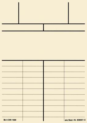 Boekenkaarten A/B