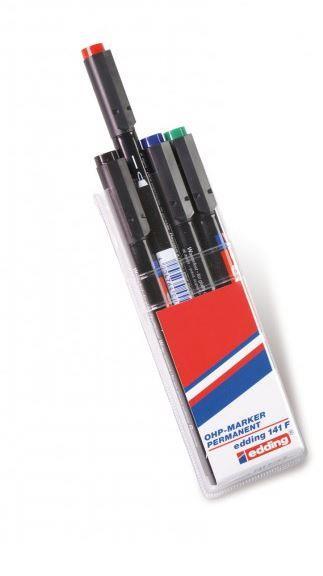 1 pen, kleur zwart