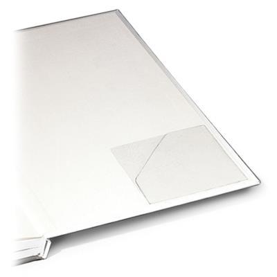Papieren driehoekjes  B 70 mm, H 70 mm