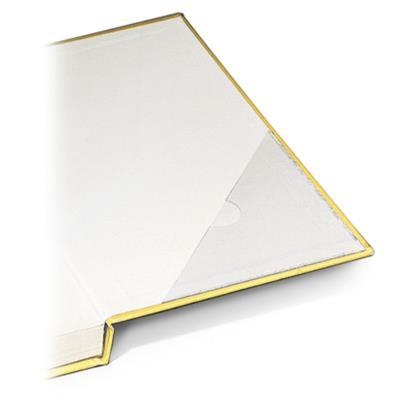 Plastic driehoekjes  1 pak= 40 bladen van 8 stuks B 70 mm, H 70 mm
