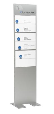 Displaystandaard Madrid