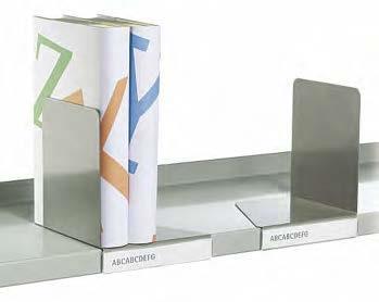 Kartonnen insert voor rubriceringsstriphouder