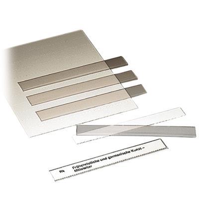 Labeling strips