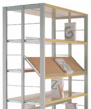 Boekenkast R.1 1800 x 900 (10 planken)