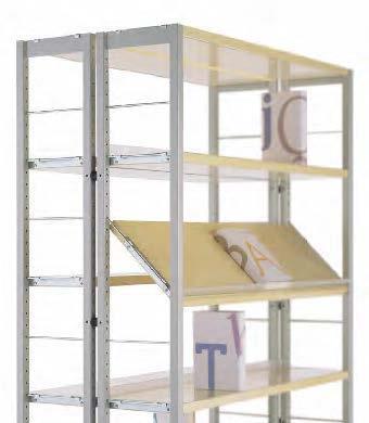Boekenkast R.3 1800 x 900 (10 planken)