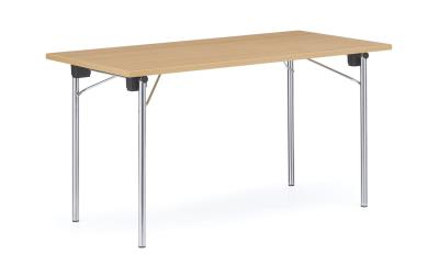 Skipper klaptafel met diagonaal vierpootsframe