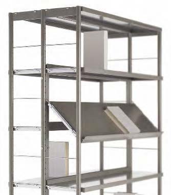 Boekenkast R.6 1800 x 900 (10 planken)