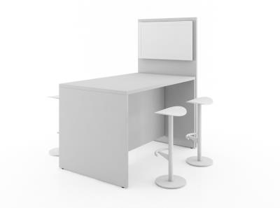 Uitbreidingsmodule voor tafelsysteem Wang