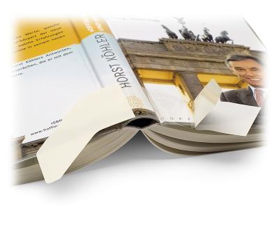 Boekrugversterker voor boekenrug tot 57 mm