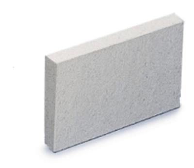 Boekrakel  Vilt, B 100 mm, H 12 mm, D 65 mm