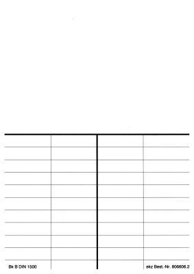 Boekenkaart versie B, wit zonder header